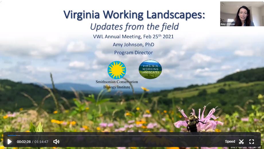 VWL Virtual Annual Meeting